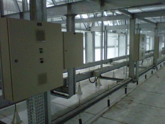 Instalação de Painéis de Distribuição
